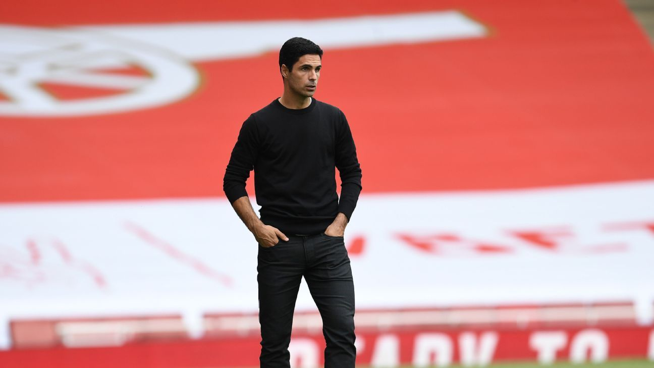 arsenal-change-arteta-to-manager-from-coach-as-part-of-restructuring-at-club