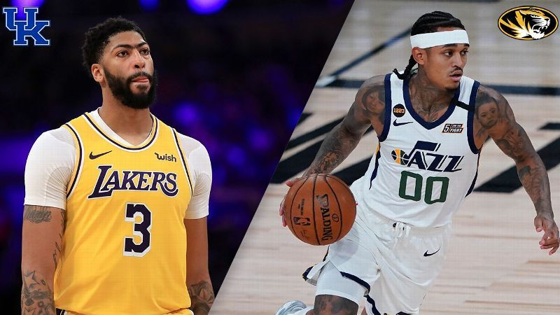 AD's Lakers look to dominate against Clarkson's Jazz