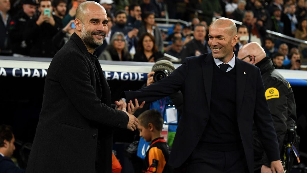 Pep Guardiola có thể học hỏi từ Zinedine Zidane để kết thúc sự chờ đợi Champions League?