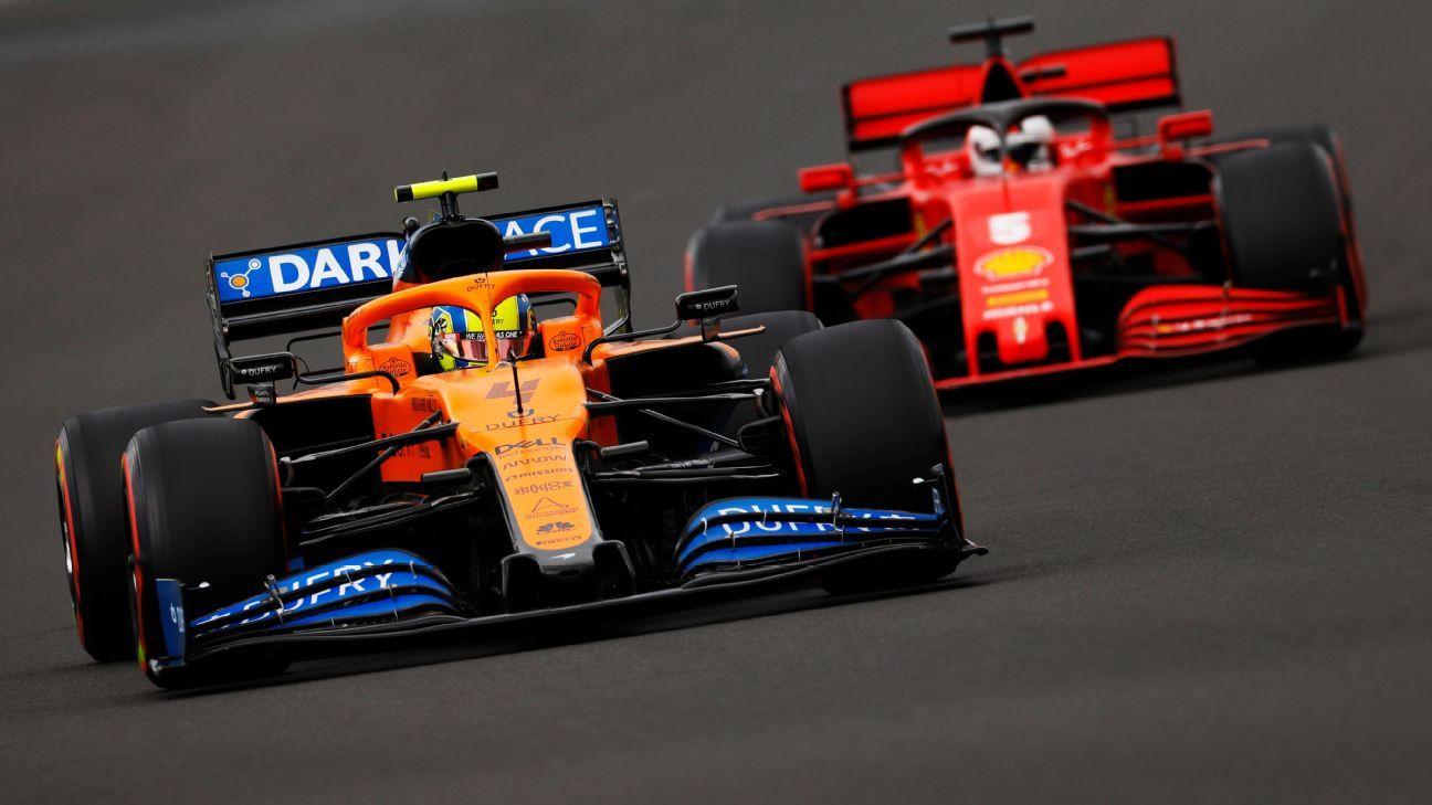 Ferrari, McLaren and Williams commit to F1 until 2025