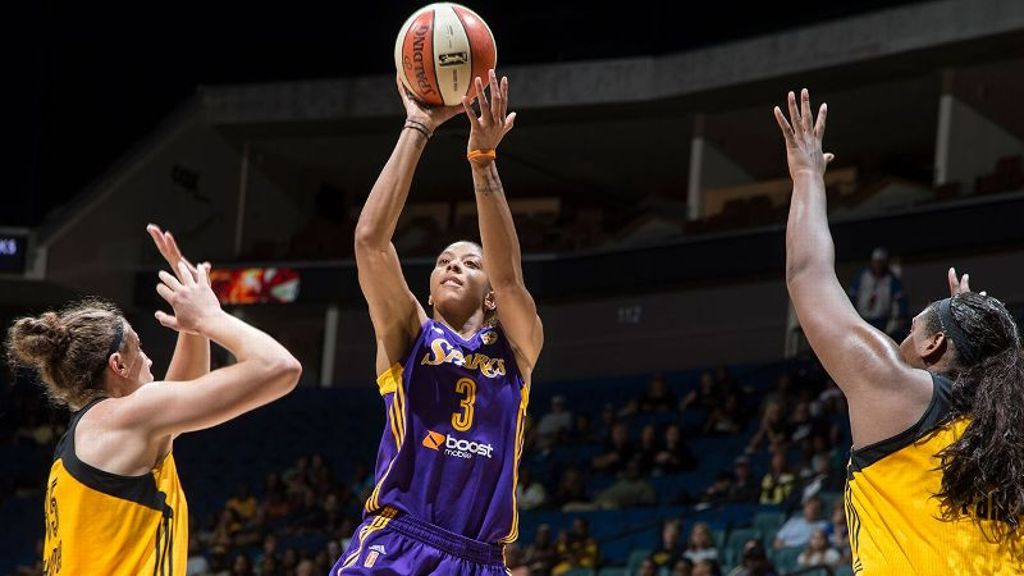 SEC continues to impact WNBA in the bubble