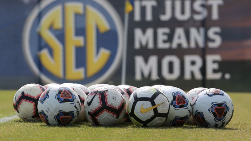 SEC soccer season kicks off Friday