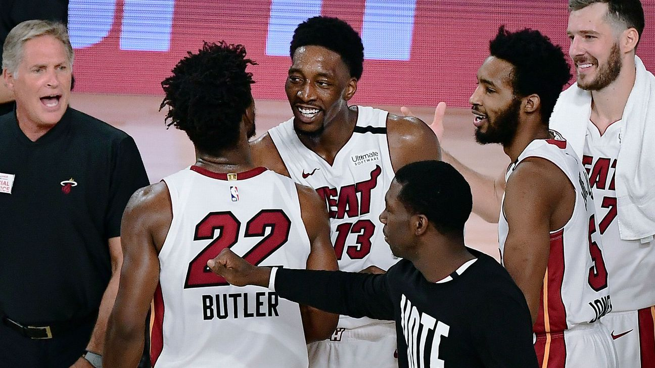 Nba Playoffs How The Miami Heat Made This Incredible Turnaround