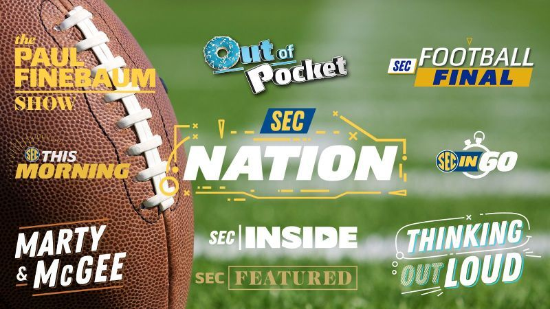 SEC Network's fall programming lineup returns