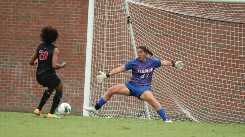 No. 8 Georgia, Florida battle to a 1-1 tie in two OTs