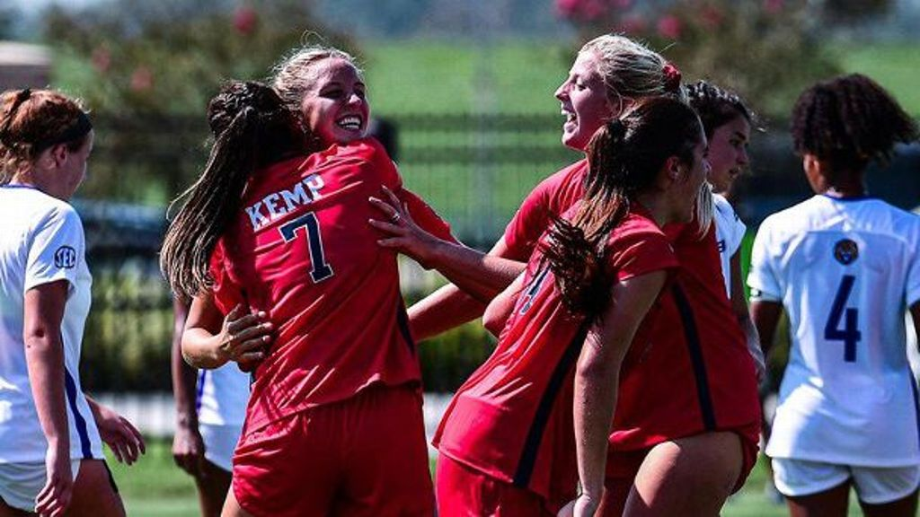 Header by Holland is only goal Ole Miss needs vs. LSU