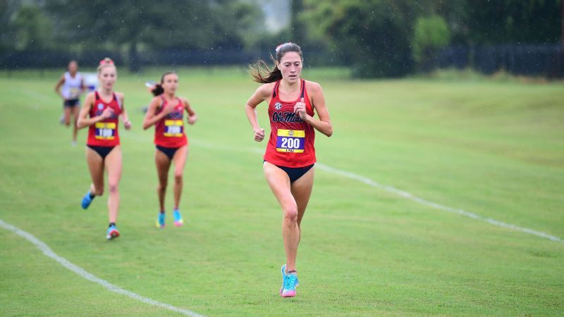 SEC Cross Country Gearing Up For Competition