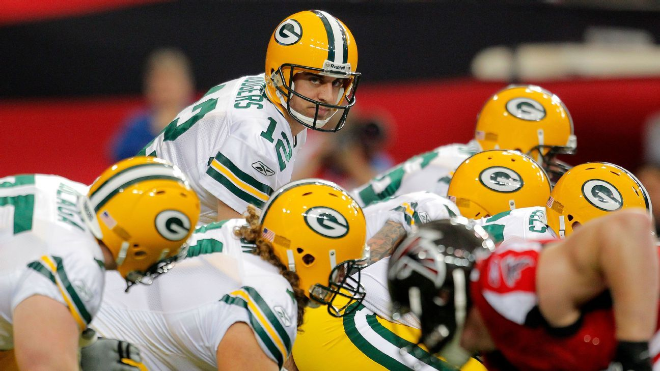 Packers' draft may not change Aaron Rodgers' mind, but perhaps it should