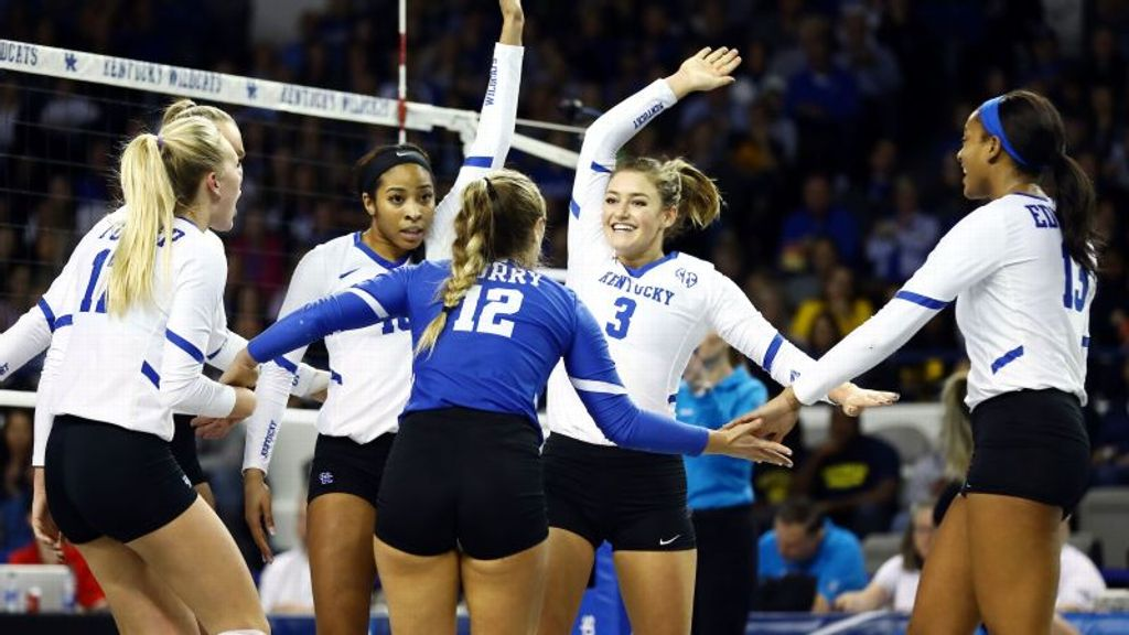 Kentucky is Preseason Favorite for SEC Volleyball
