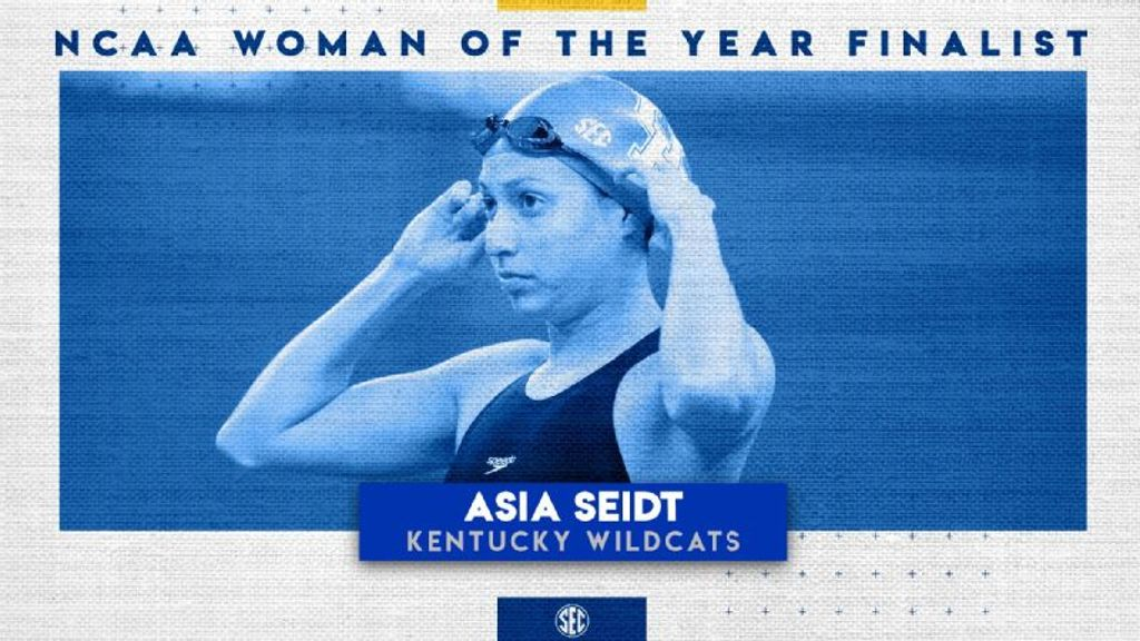 Seidt is Finalist for 2020 NCAA Woman of the Year Award