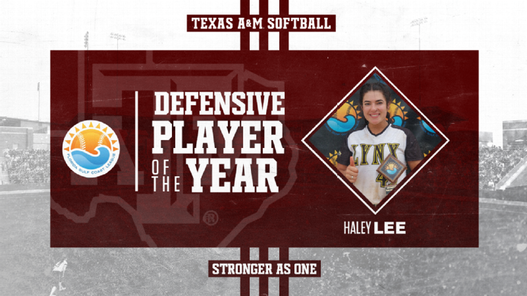 Summer on the Diamond for Texas A&M's Lee's