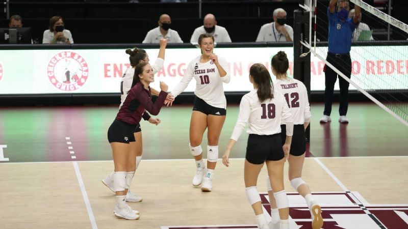 Aggies get first win of the season over Tigers