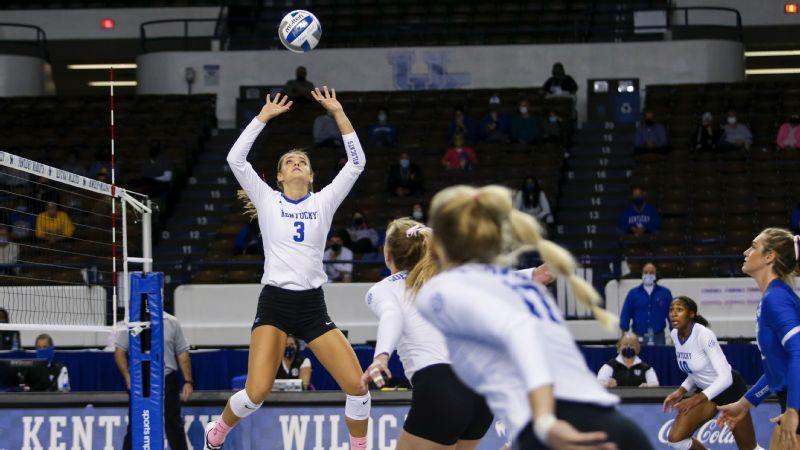 Kentucky Volleyball Earns First Final Four Appearance