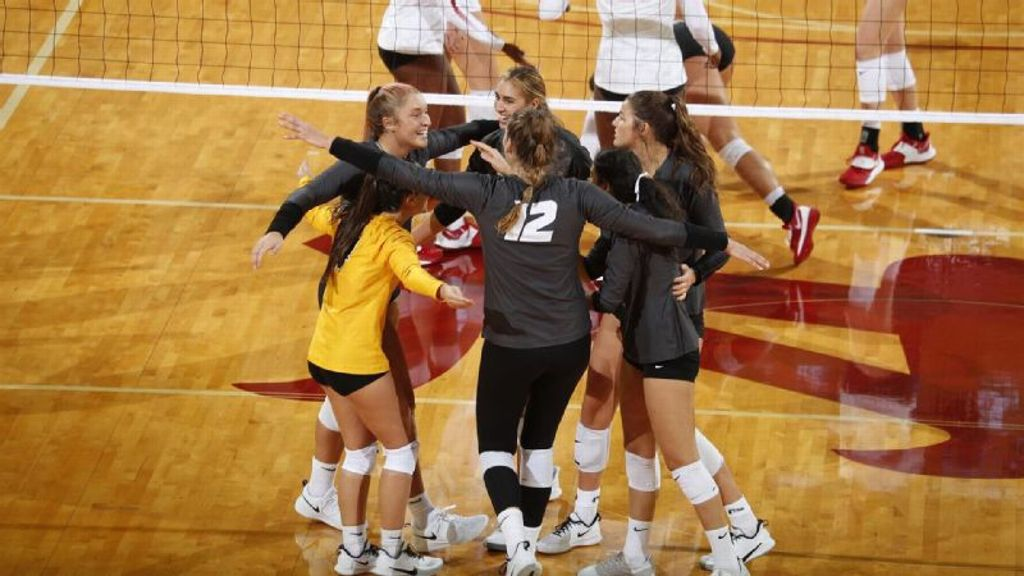 Deberg's match-high 22 kills lead Tigers past Bama