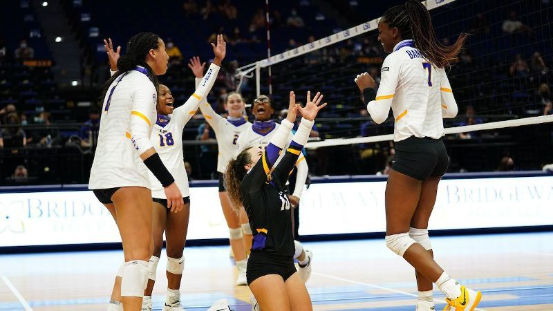 Bannister's dominant night leads LSU past MS State