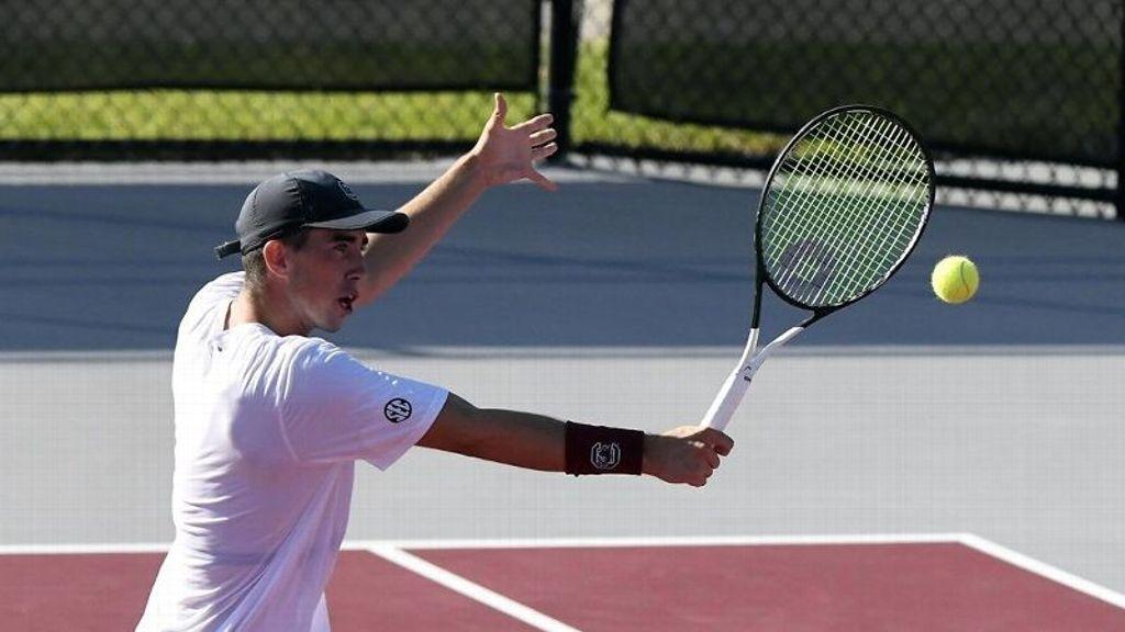 SEC Fall Tennis Midseason Report