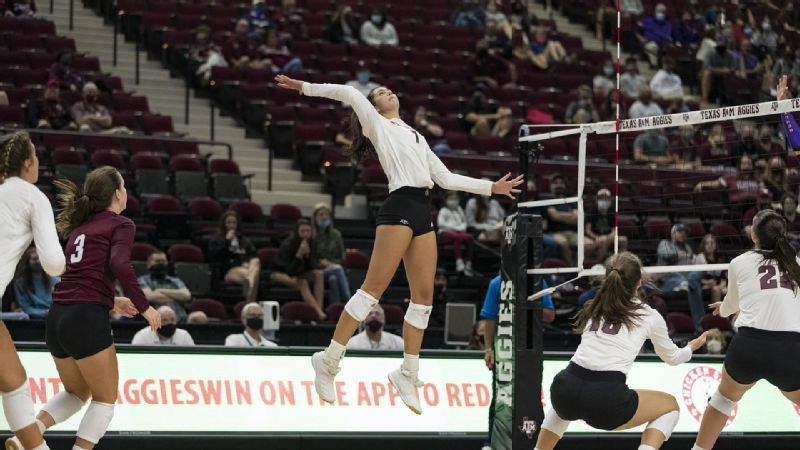 Aggies remain undefeated after taking down Rebels