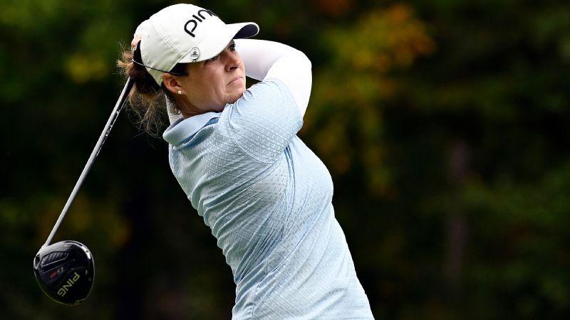 Ally McDonald makes history with win on LPGA Tour