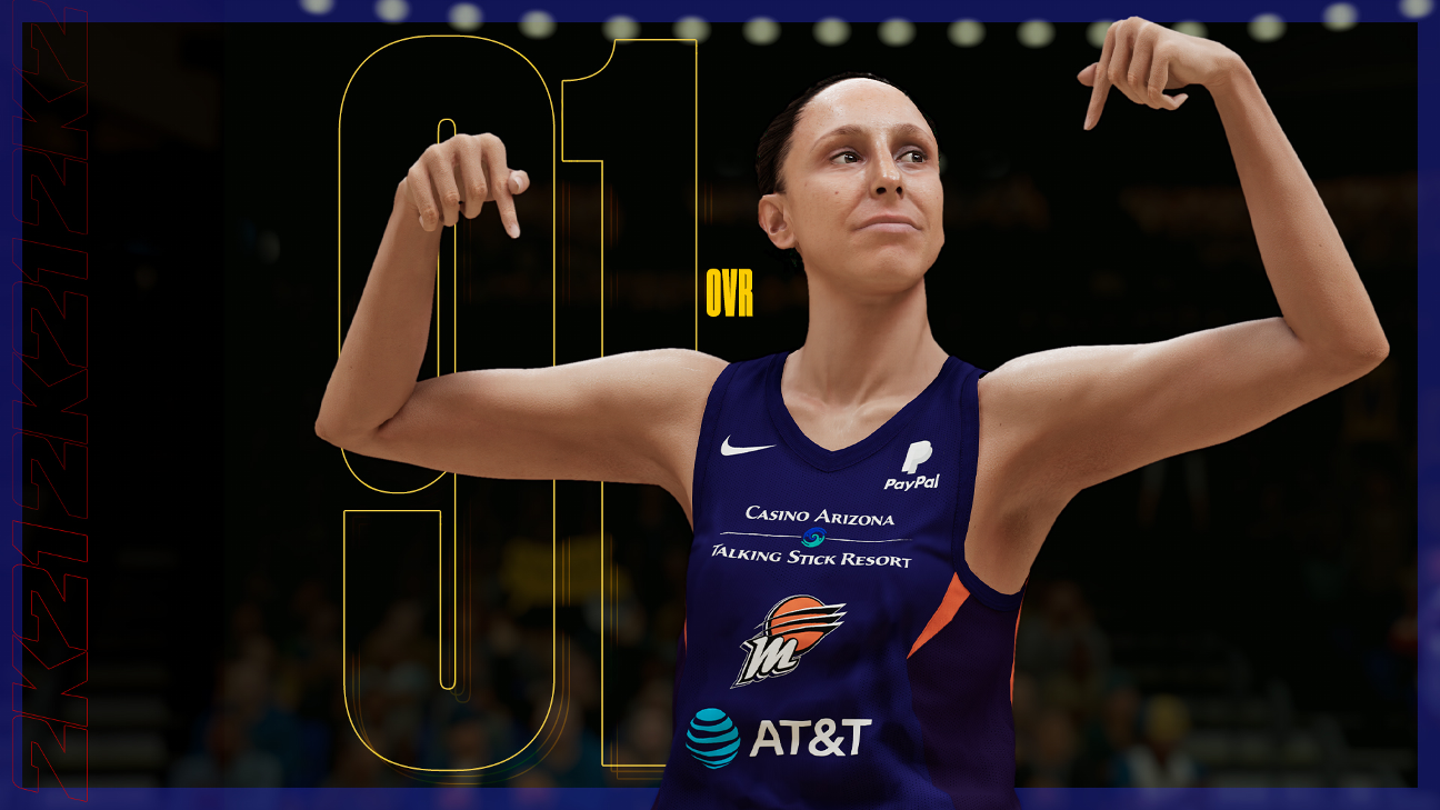 NBA 2K21 to include more WNBA-focused game modes