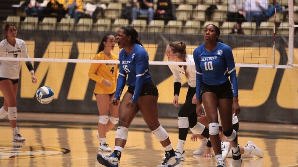 Kentucky completes sweep of Mizzou, moves to 4-0