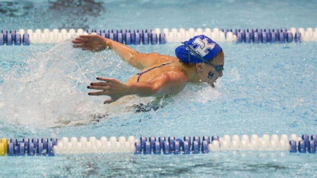Week 3: Swimming & Diving Athletes of the Week