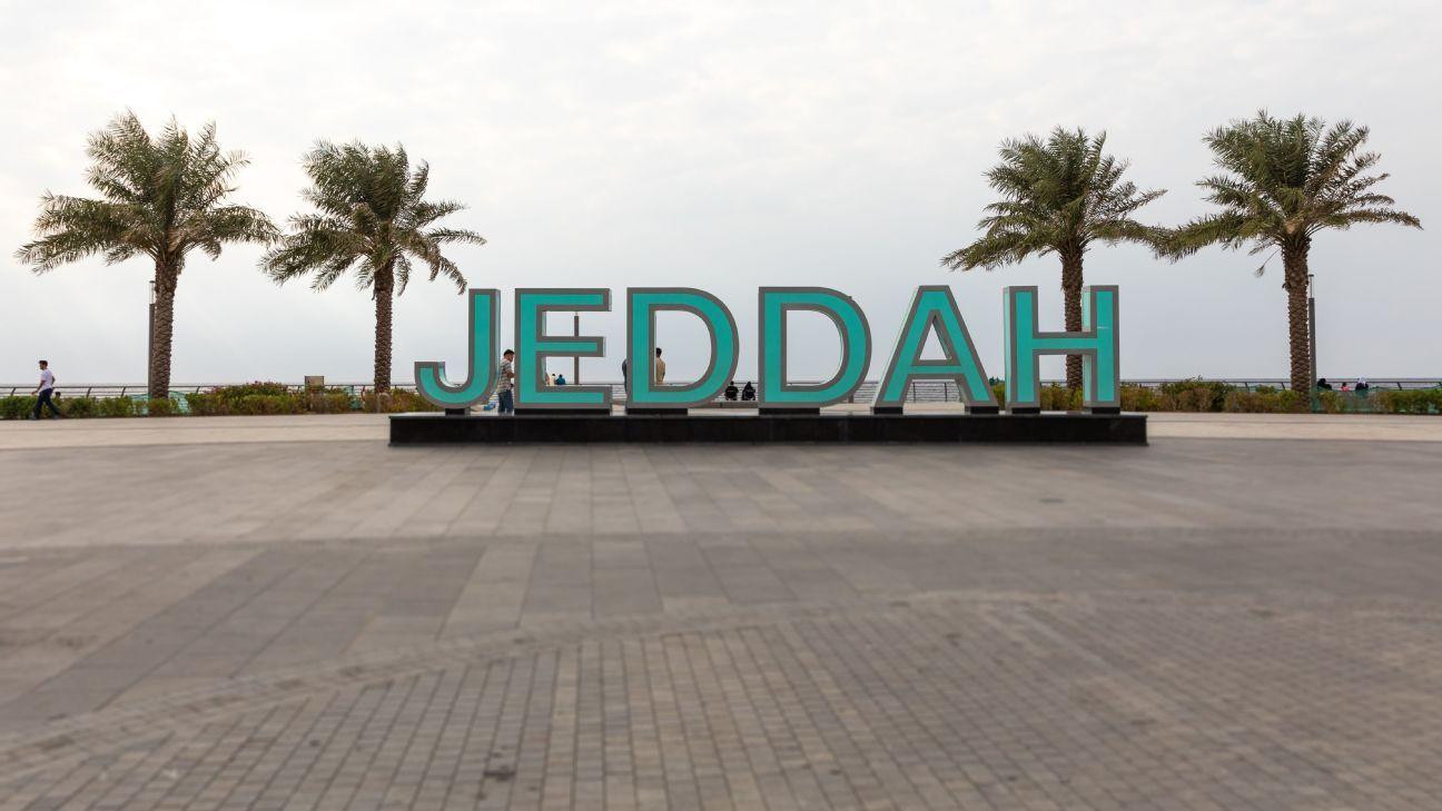 Saudi Arabia confirms F1 night race for 2021