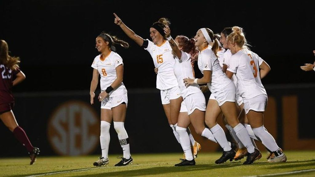 Vols win first SEC East championship since 2005