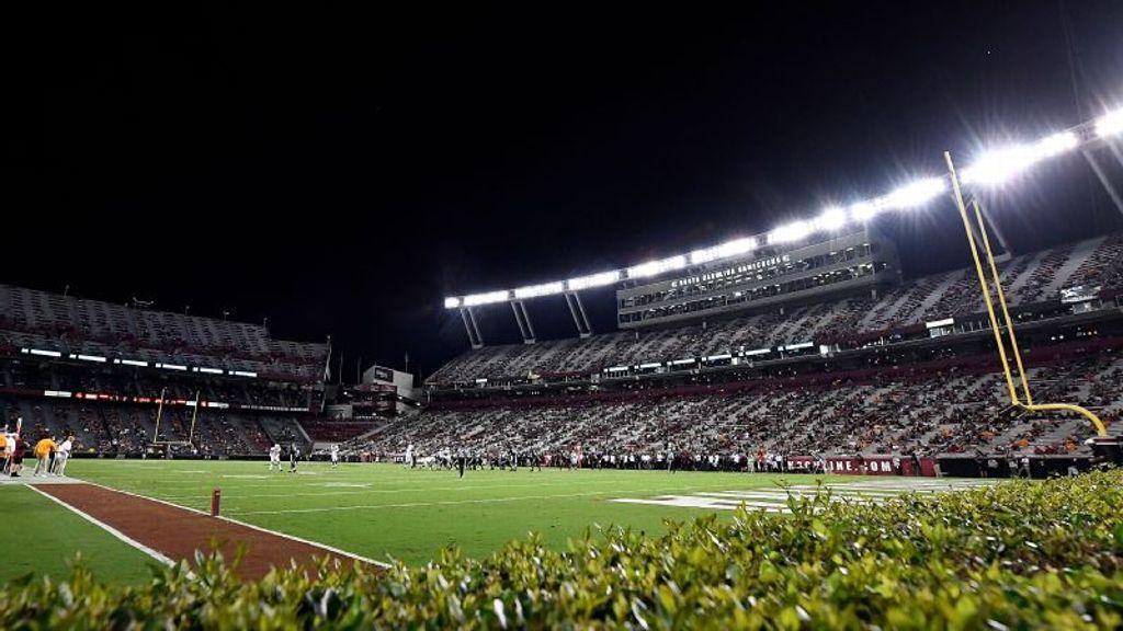 South Carolina announces change in football leadership