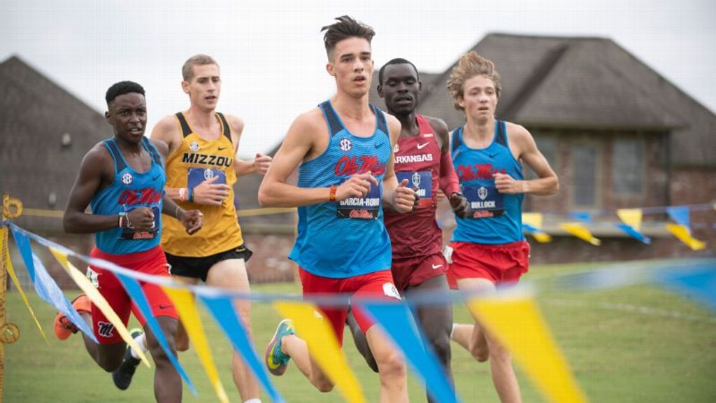 2020 SEC Cross Country Awards Announced