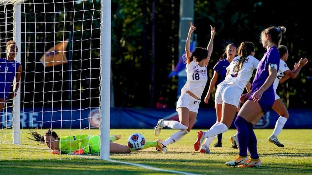 Aggies advance to semifinals with 1-0 win over LSU
