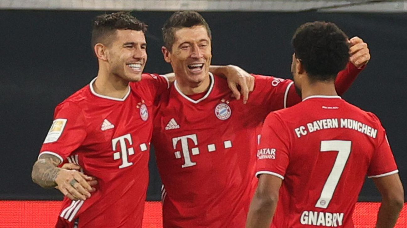 Bayern Barcelona Are Fun Man United Over Man City Who Tops Our Watchability Power Rankings