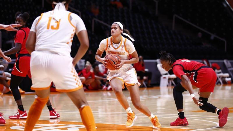 Lady Vols open season with 87-47 win over WKU