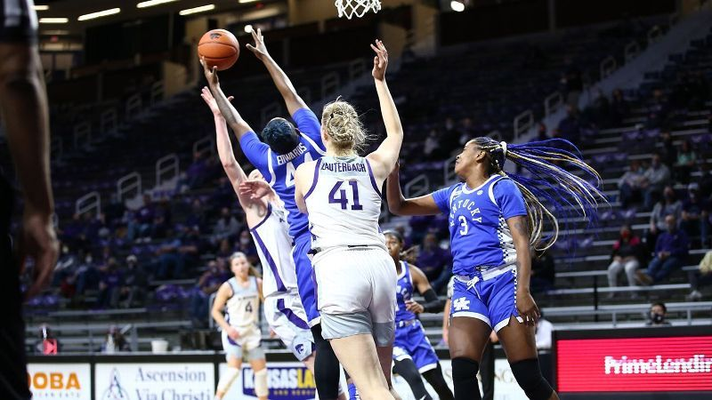 No. 11 Kentucky rallies past Kansas State in Manhattan