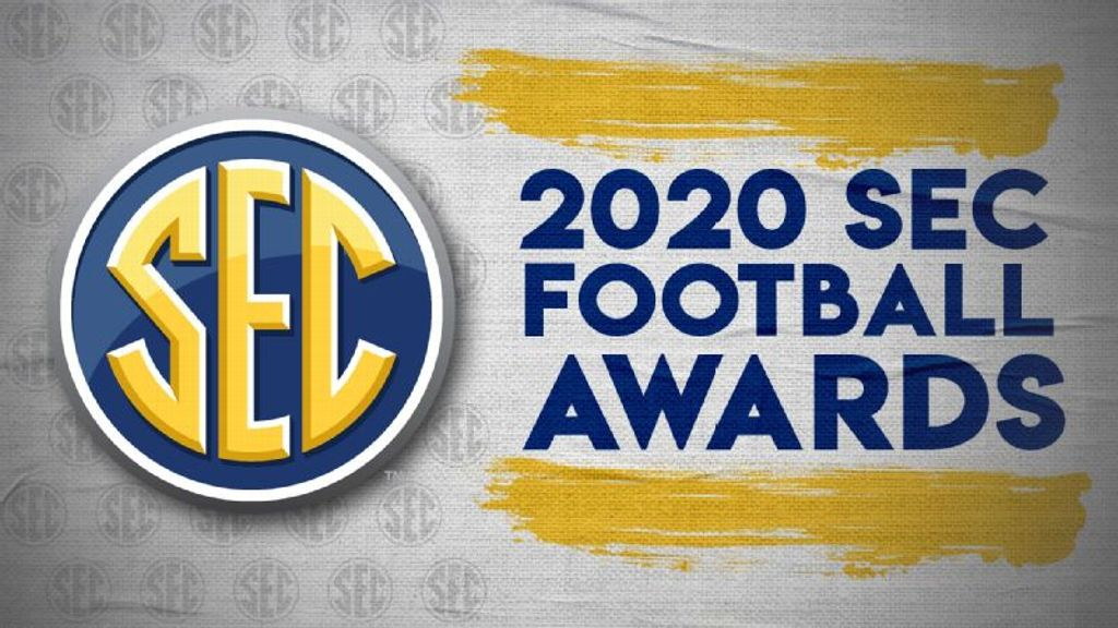 2020 SEC Football Awards, All-SEC Team Announced