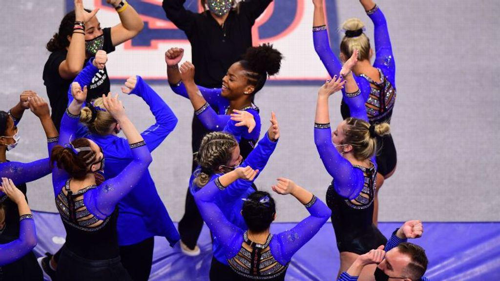 Week 1: Gymnasts of the Week