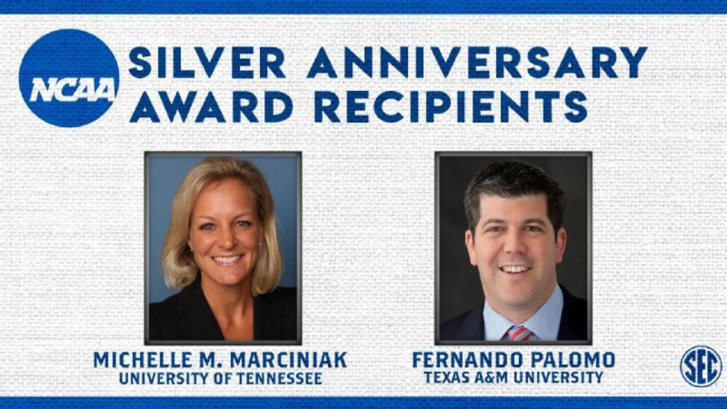 2021 NCAA Silver Anniversary Award recipients announced