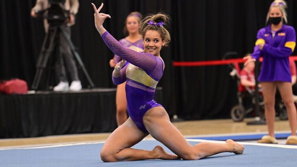 Week 2: Gymnasts of the Week