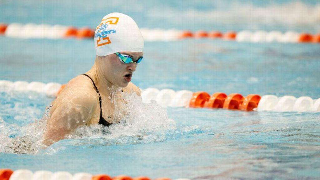 Week 7: Swimming & diving Athletes of the Week