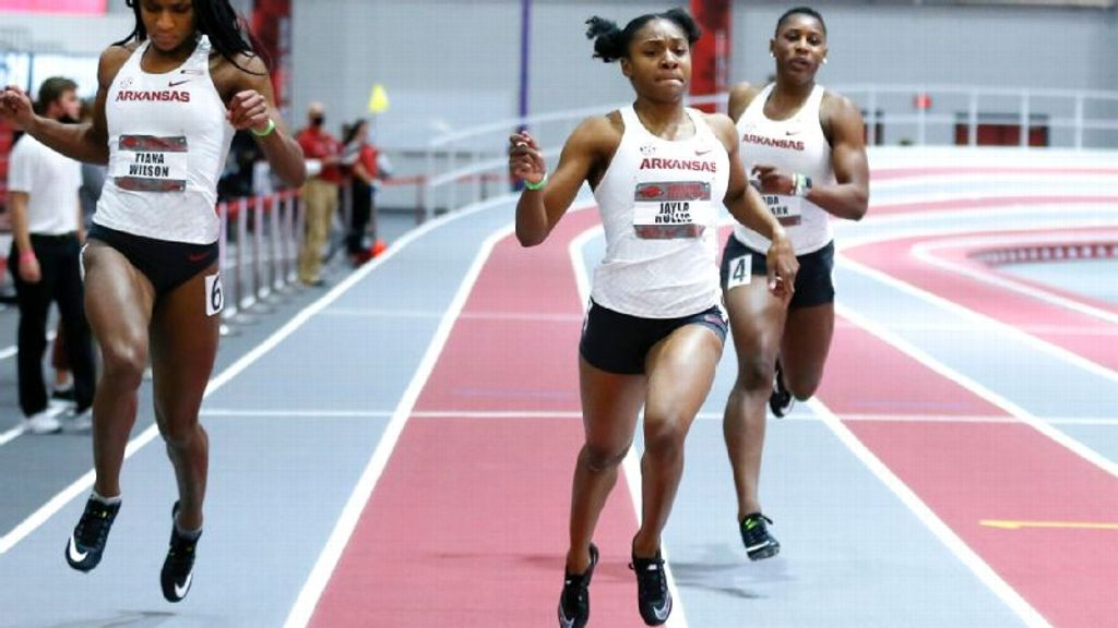 SEC track and field teams begin 2021 season