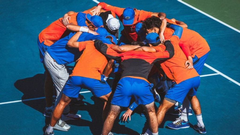 Florida Picked to Win 2021 SEC Men's Tennis Title