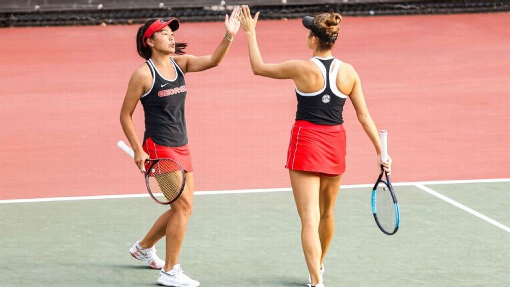 Georgia Picked to Win 2021 SEC Women's TennisTitle