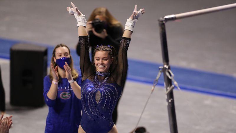 Week 3: Gymnasts of the Week