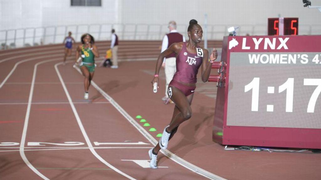 SEC Indoor Track & Field Weekly Honors