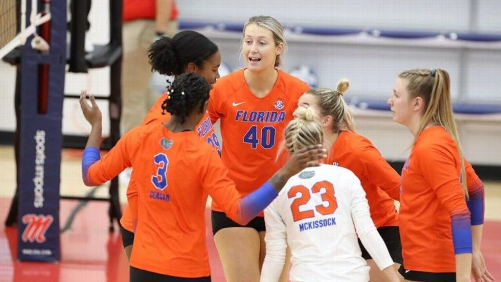 No. 10 Gators open spring season with sweep