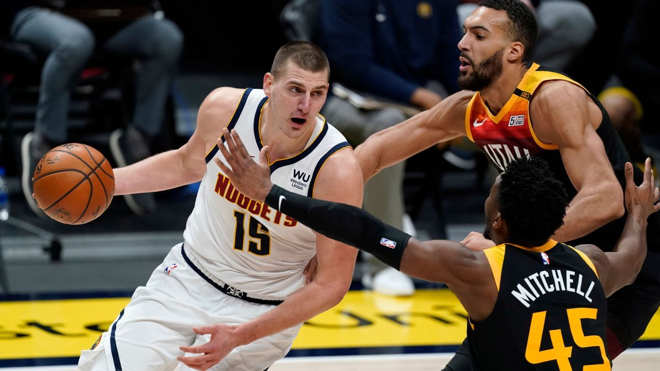 How Nikola Jokic Denver Nuggets Snapped Utah Jazz S 11 Game Win Streak