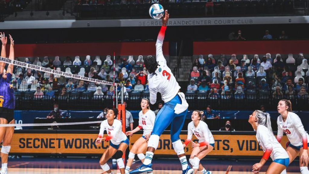 Led by Ceasar, No. 9 Florida sweeps LSU