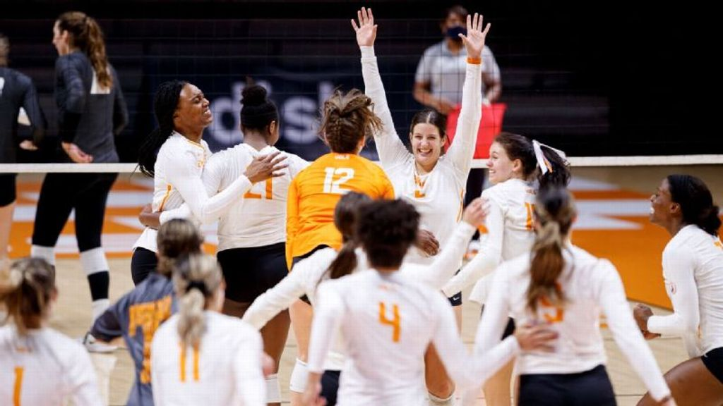 Lady Vols take down No. 16 Missouri in clean sweep