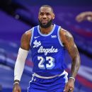 R816256 1296X1296 1 1 Los Angeles Lakers' Lebron James And Brooklyn Nets' Kevin Durant Named Nba All-Star Recreation Captains
