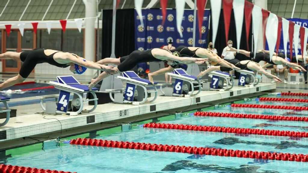 Florida Leads at SEC Women's Swimming Championship