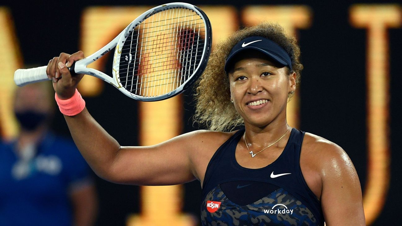 Naomi Osaka: The best player in the world